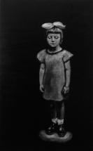 Paolo Naldi, Limbo, 2018, olio su lino, cm. 86,5x140