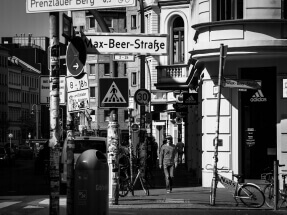 Berlin, these days by Thomas Probst