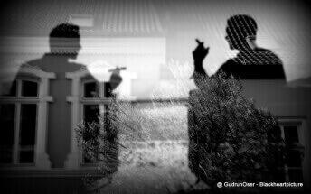 Ghost smoker: by Gudrun Oser: fb /gudrun.oser