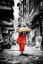 Inside people Phnom Penh (dedicata a mosco) by Dino Moro