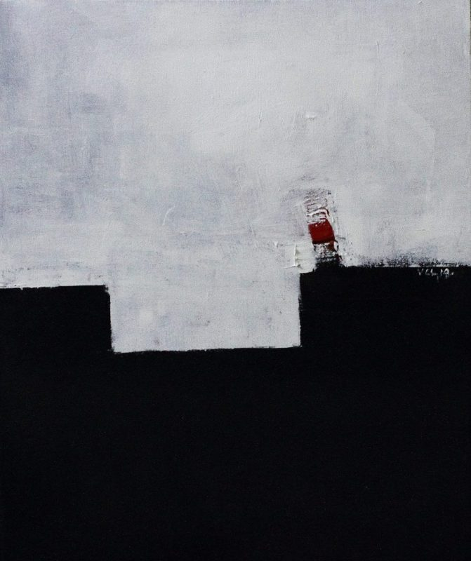 No.02 - Oil on canvas (50-60) - 2019