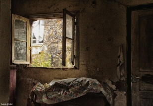 The Fairy Tales of Abandoned Places by Lena Siopi