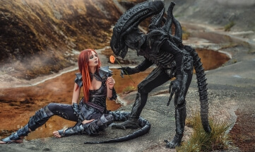 Alien 3 by Vitaly Shokhan: https://500px.com/vitx