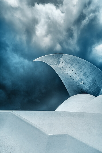 Auditorio de Tenerife by Stefan Zimmermann