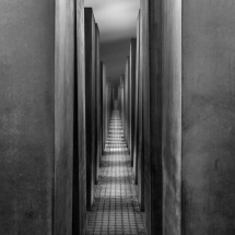 Berlin Holocaust Mahnmal by Domenico Masiello
