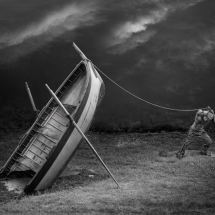 Boat by Domenico Masiello