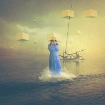 Boxes Storm by Rezki Sterneanto