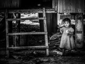 Children in Cambodia 2 by Dino Morri: fb/samuele.esteban.7
