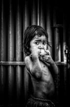 Children in Cambodia 3 by Dino Morri: fb/samuele.esteban.7