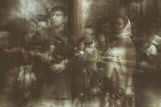 Collective memory 2 by Fadwa Rouhana: www.fadwarouhana.com