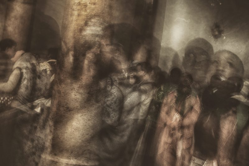 Collective memory 5 by Fadwa Rouhana