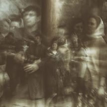 Collective memory by Fadwa Rouhana