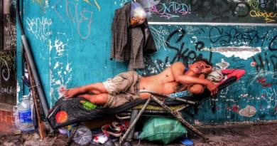 Life in Far East by Dino Morri