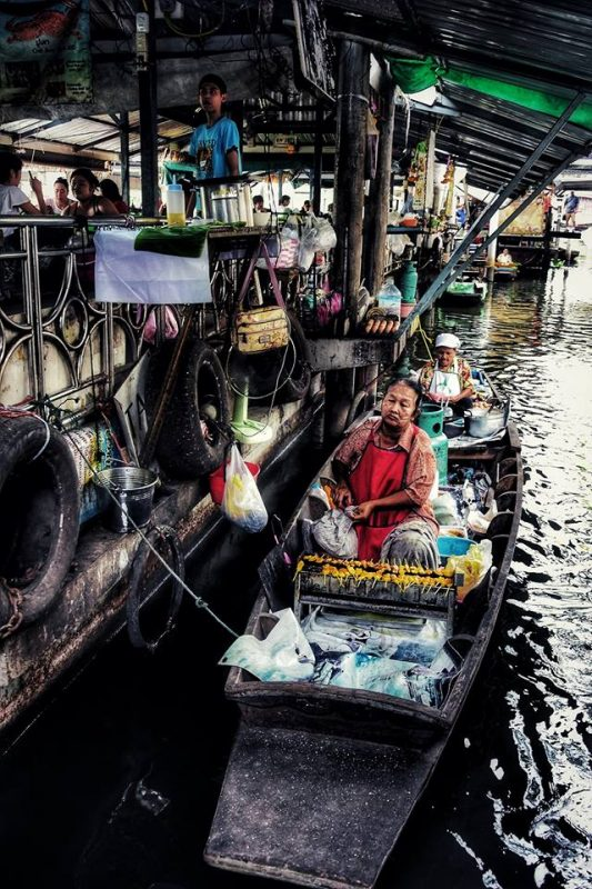 Inside people Thailand by Dino Morri