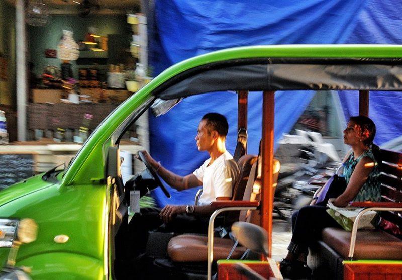 Inside people Ubud by Dino Morri