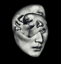 Masks by Samy Zimah: fb/metalartprint