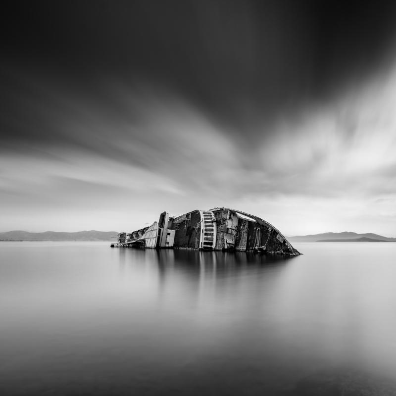 Mediterranean Sky by George Digalakis 2018