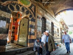Old Damascus by Mahmoud Nouelati: fb/mahmoud.nouelati1