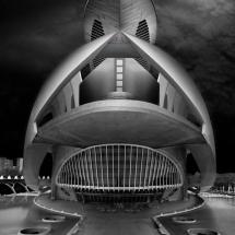 Palau de les Arts Reina Sofia by Domenico Masiello