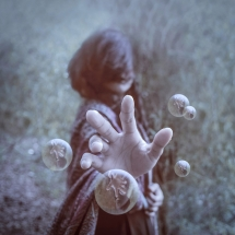 Pandora Bubbles by Rezki Sterneanto