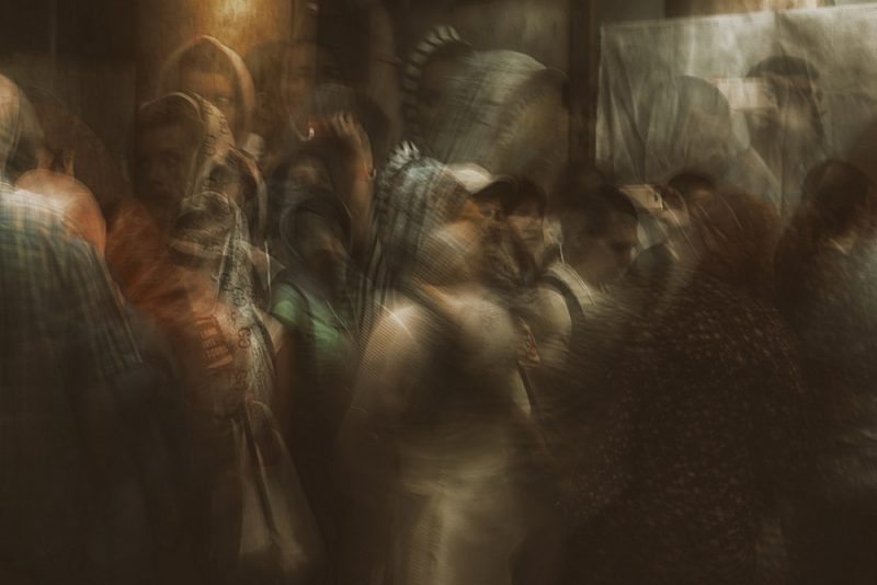 Passengers in time by Fadwa Rouhana