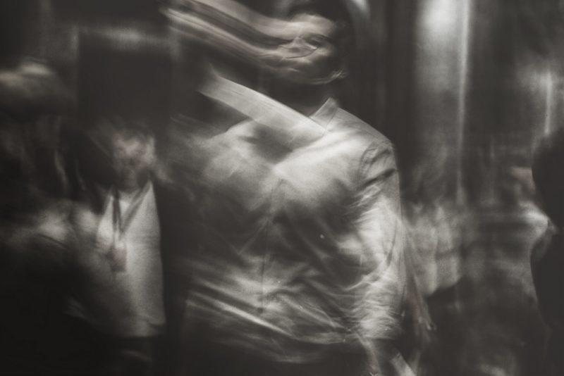 Random souls 7 by Fadwa Rouhana