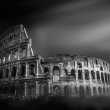 Rome Colosseum by Domenico Masiello