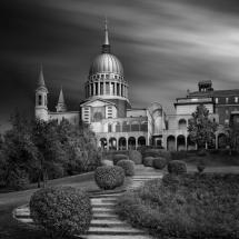 Sanctuary of Don Bosco by Domenico Masiello