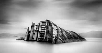 Sleeping Dragon by George Digalakis 2018