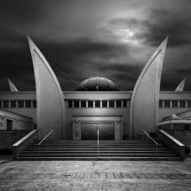 Stasbourg Mosque by Domenico Masiello