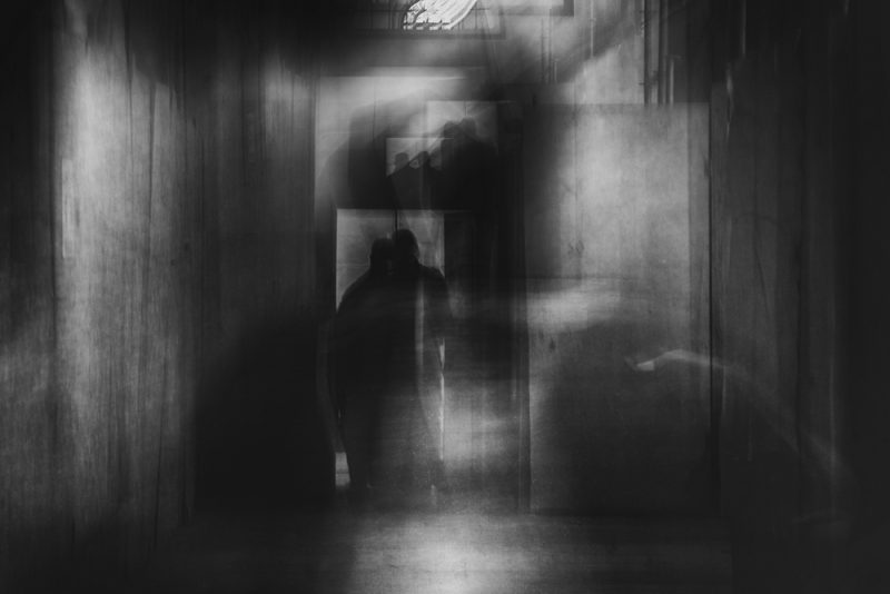 The Passage 1 by Fadwa Rouhana