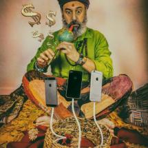 The capitalisms charmer by Hajime Art