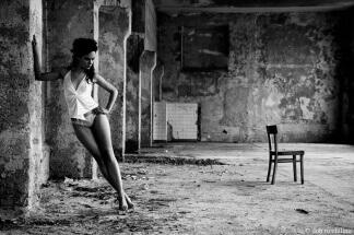 The chair by Don Ricchilino: fb/don.ricchilino