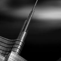 Unicredit Tower by Domenico Masiello