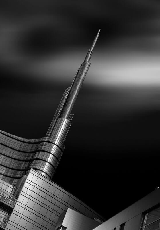 Unicredit Tower by Domenico Masiello