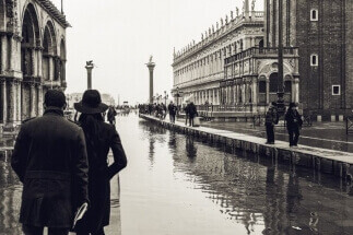 Venice 1 by Friedrich Poyer: instagram.com/friedrich_poyer/