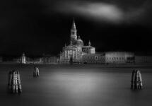 Venice Church of San Giorgio by Domenico Masiello