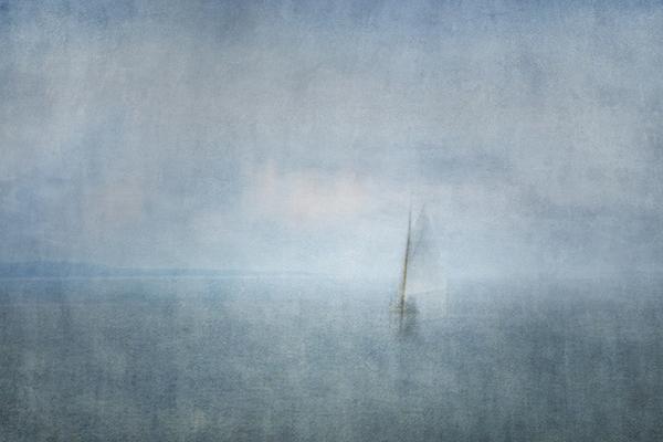 Drifting away by Olga Merrill