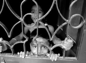 Behind the bars by Shankar Dasgupta: fb/shankar.dasgupta1