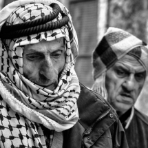 All the people: Faces of Jerusalem by Fadwa Rouhana