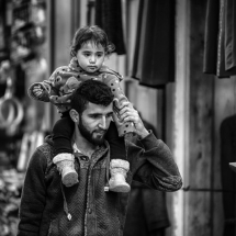 All the people: Father by Fadwa Rouhana