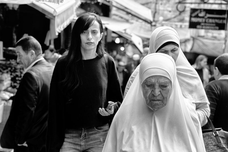 All the people: Generations 15 by Fadwa Rouhana