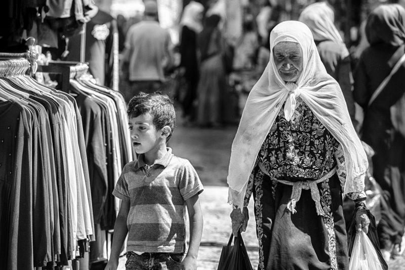 All the people: Generations 28 by Fadwa Rouhana