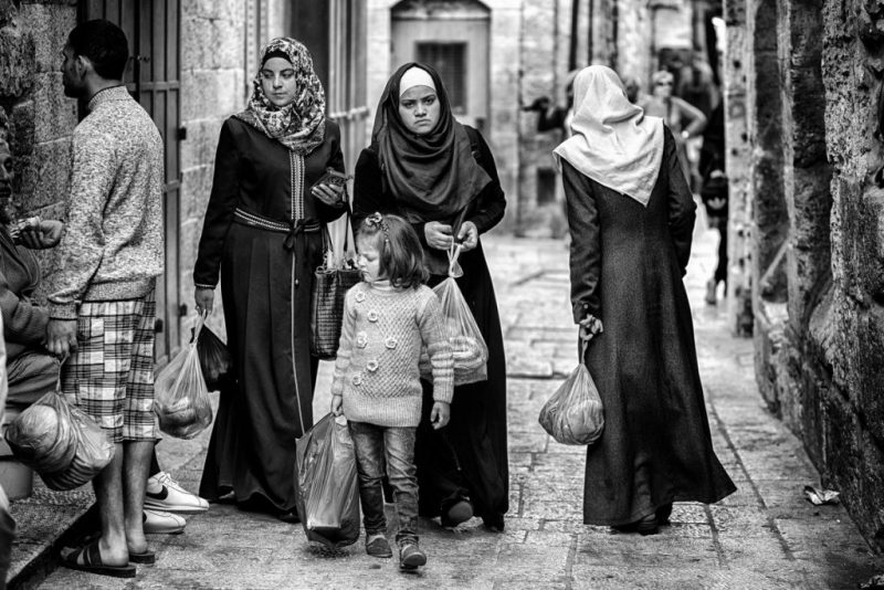 All the people: Generations 5 by Fadwa Rouhana