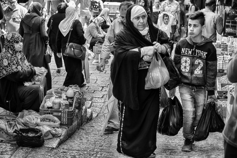 All the people: Generations 8 by Fadwa Rouhana