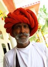 Rajasthan Portrait 1 by Suresh Jagad: fb/suresh.jagad