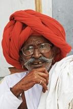 Rajasthan Portrait 2 by Suresh Jagad: fb/suresh.jagad