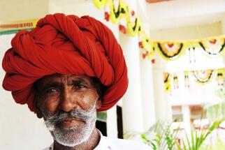 Rajasthan Portrait 3 by Suresh Jagad: fb/suresh.jagad