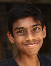 The Face of Indian Boy by Gema Ganeswara: fb/gema.ganeswara