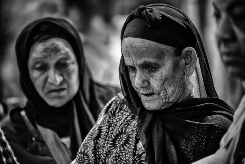 All the people: Their life journey by Fadwa Rouhana